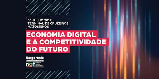 Conferências de Negócios // Economia Digital e Competitividade do Futuro