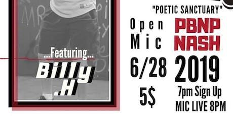 Po' Boys & Poets Nashville tickets