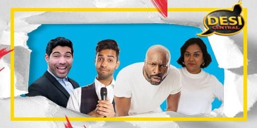 Desi Central Comedy Show : Northampton