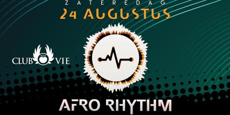 Afro Rhythm: 1 year anniversary tickets
