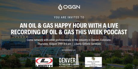 Oil and Gas Happy Hour Hosted by OGGN tickets