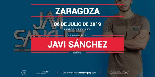 Sesión DJ Javi Sanchéz Pause&Play Intu Puerto Venecia