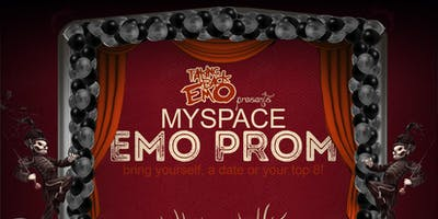 Myspace Emo Prom with Taking Back Emo