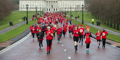 Red Dress Run 2019 supported by MACE tickets