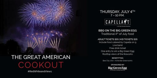 Capella On 9's Great American Cookout