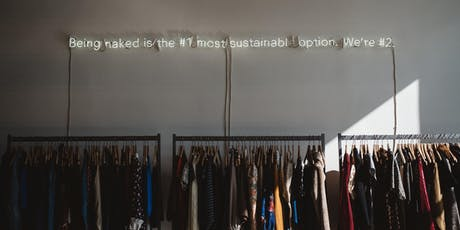 Sustainable Clothes Swap tickets
