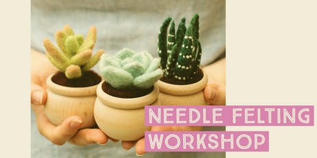 Needle Felting Workshop tickets