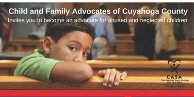 Court Appointed Special Advocate (CASA) Informational Session