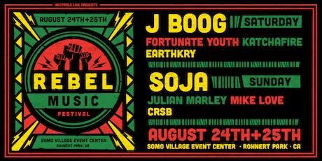 J Boog @ SOMO tickets