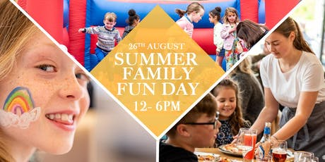 August Family Fun Day tickets