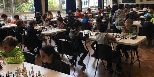 Camden LJCC Chess Qualifier 2019