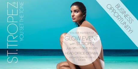 ST. TROPEZ Glow Event tickets