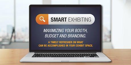 Smart Exhibiting - Ann Arbor tickets