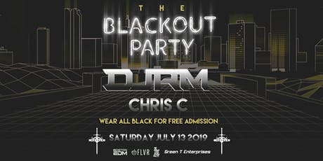 The Blackout Party ft. DJ RM | Royale Saturdays | 7.13.19 | 10:00 PM | 21+ tickets