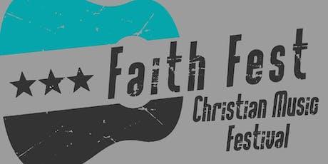 Faith Fest 2019 tickets