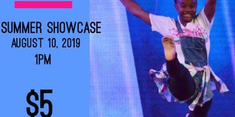 Anointed Feet Dance Summer Showcase 2019 entradas