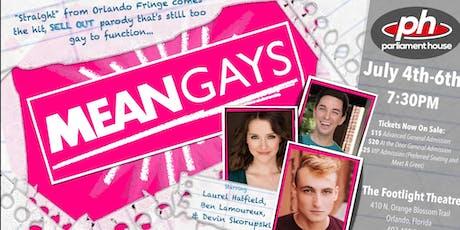 Mean Gays tickets