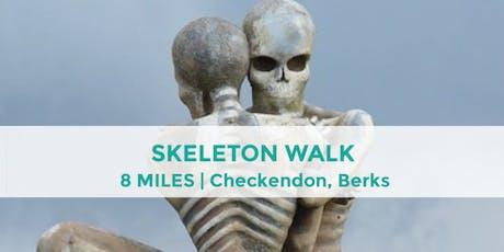 SKELETON WALK | 8 MILES | MODERATE | CHECKENDON tickets