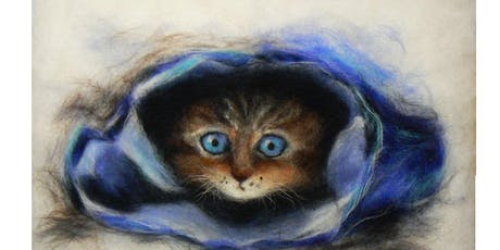 Learn how to Paint with Wool - 21 September tickets