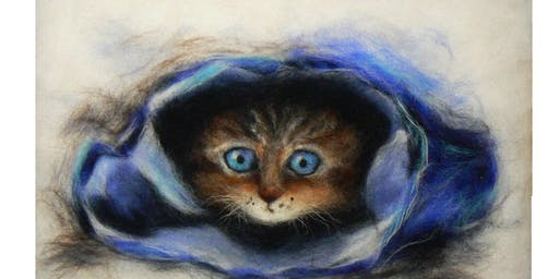 Learn how to Paint with Wool - 21 September