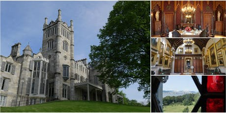 Behind-the-Scenes @ Lyndhurst Mansion, Hudson River Valley Jay Gould Estate tickets