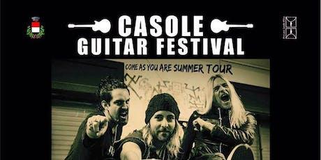Guitar festivale e notti bianche biglietti