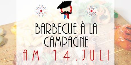 Barbecue à la campagne - 14 juillet Tickets