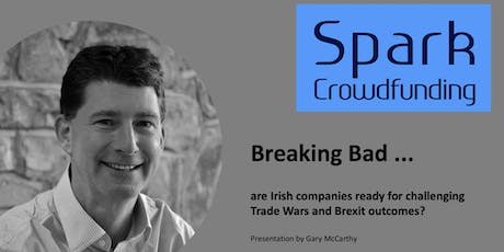 Spark CrowdFunding Investor Event - Breaking Bad tickets