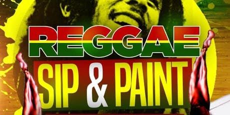 Reggae Sip & Paint tickets