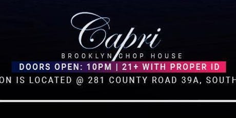 Capri Club Southampton 6/29 tickets