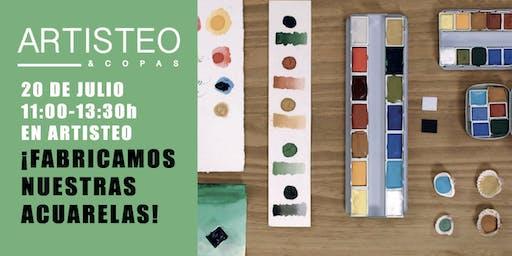 ARTISTEO & COPAS. UNA EXPERIENCIA ARTÍSTICA, DIVERTIDA Y SOCIAL