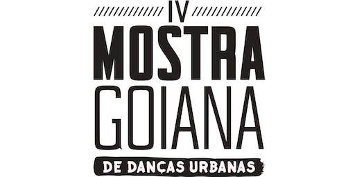 IV MOSTRA GOIANA DE DANÇAS URBANAS