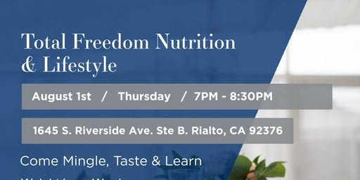 Total Freedom Nutrition and Lifestyle