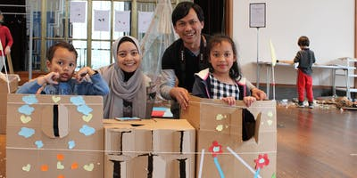 Family Fun Day: Building Personalities