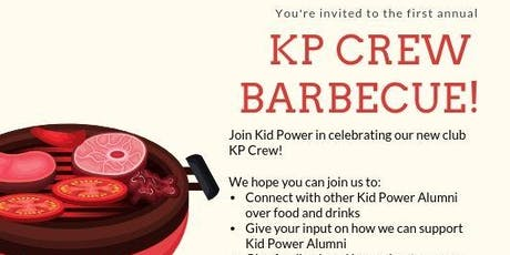 KP Crew 1st Annual Summer Barbecue  tickets