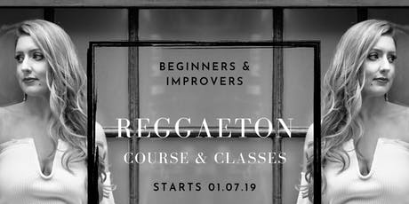 Reggaeton Course & Sessions - Beginners & Improvers tickets