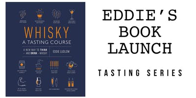 Eddie's Book Launch Tasting - Newcastle