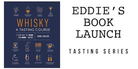 Eddie's Book Launch Tasting - Newcastle tickets