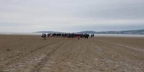 The ELHT&Me Morecambe Bay Walk  tickets