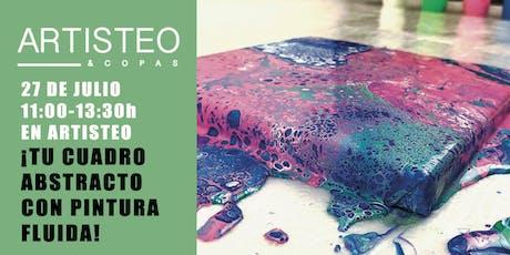 ARTISTEO & COPAS. UNA EXPERIENCIA ARTÍSTICA, DIVERTIDA Y SOCIAL entradas