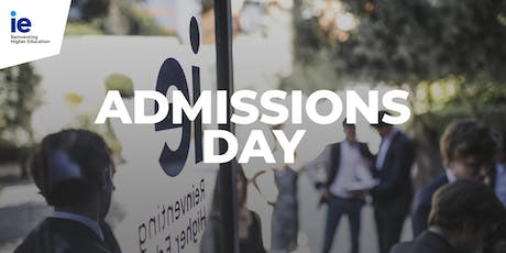 IE Day : IEGAT to Admission Interview tickets