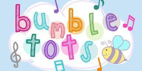 Bumble Tots - Toddlers Class, Saltaire, Wednesday AM tickets