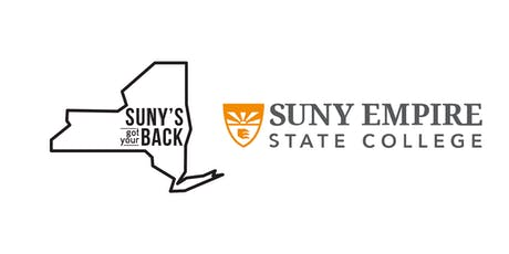 SUNY's Got Your Back at ESC tickets