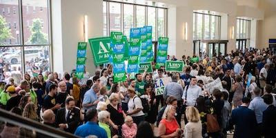 Democratic Debate Watch Party