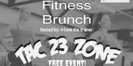 Fitness Brunch tickets