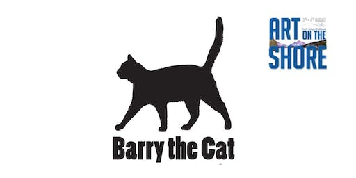 Barry the Cat - For Grown Ups - FREE Graffiti Workshop 18yrs+