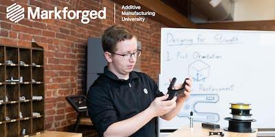 Markforged University - Essential & Advanced Composites