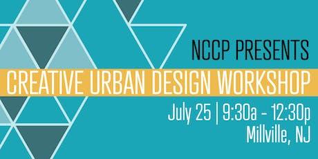 Creative Urban Design Workshop-Millville, NJ tickets