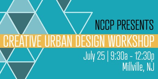 Creative Urban Design Workshop-Millville, NJ