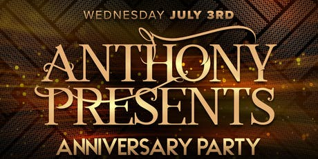 The Anniversary Party tickets